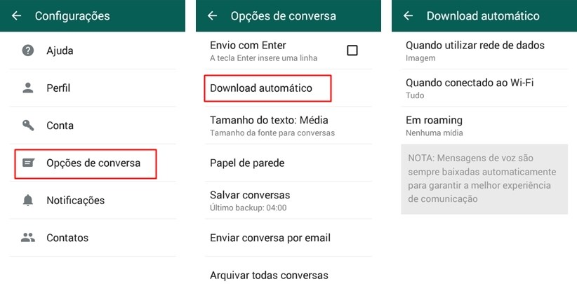 download+automatico