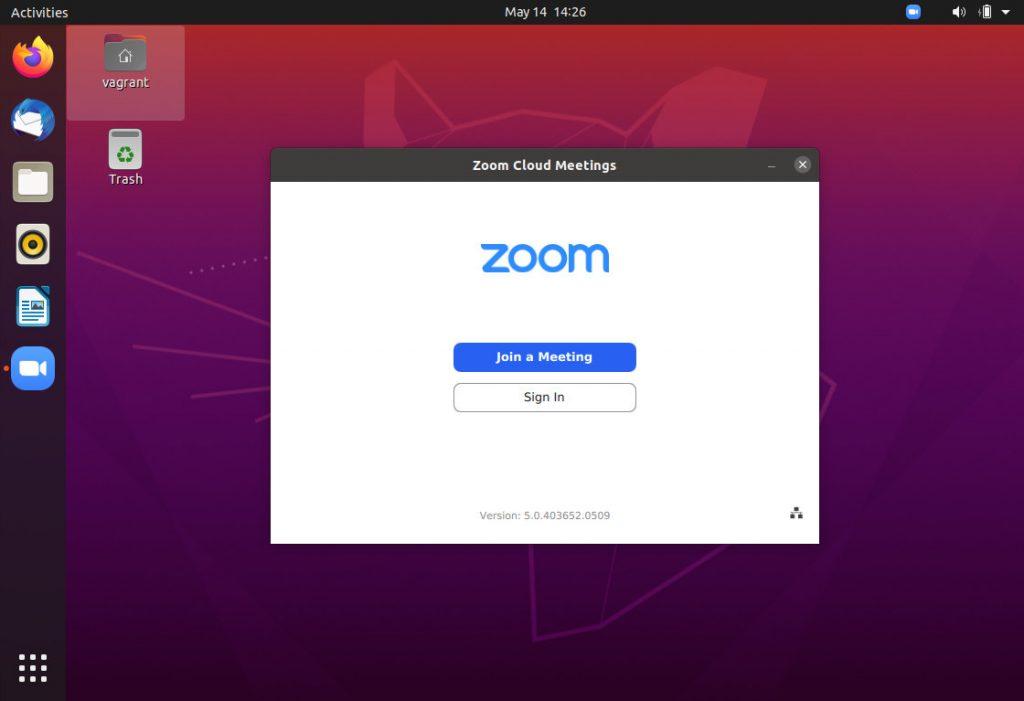 Como instalar o Zoom